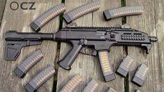 Manufacturer: CZ Mod. Scorpion EVO 3 S1 Type - Tipo: Pistol Caliber - Calibre: 9 mm Capacity - Capacidade: 20 Rds Barrel length - Comp.Cano: 7.72 Weight - Peso: 5 Lbs (em Ottawa, Ontario)