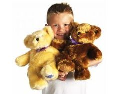 Own.. Kids may love the cosy warm teddy bears :)