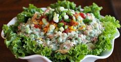 Salads are one of the best dishes nutritionally and are appreciated any time of the year. Salads are ...