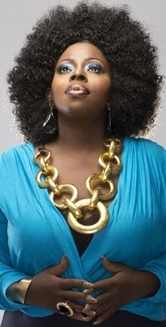 Angie Stone is an Am