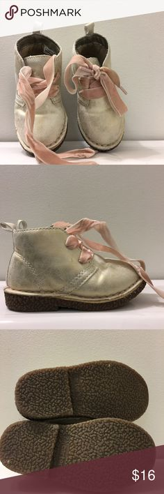 Carter's boots Dress up her outfit with these gently used,  lace up booties! Carter's Shoes Boots
