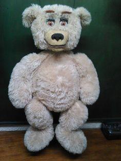 Fluffy the little bear