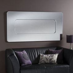 Please note this is a made to order item - Delivery time can be 4-6 weeks for production.      This elegant, stylish mirror is one that you will want in your home design. Offering a simple elegance this stunning mirror will enhance just about any room in your home. The art