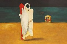 Josef Šíma - Leda with the swan Rene Magritte, Modern Artists, Art Blog, Painting Art, Swan, Top, Abstract, Swans, Crop Shirt
