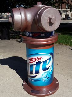 Hydrant Gallery - Great Chicago Fire Hydrants