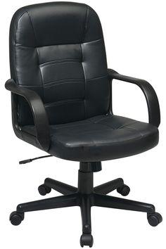 EC3393 Management Chair http://vaughanofficefurniture.com Call us for great deals!📞 905-669-0112