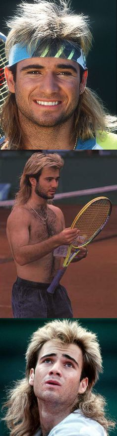 "They couldn't mess with Andre Agassi. Get his book ""Open"" to find out why he hated tennis."