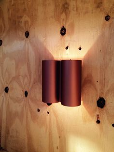 TWERKIT DARK #copper #lighting #wall #darling