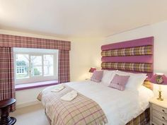 Well presented double bedroom | Poppy Cottage , Helmsley