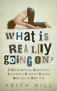 What is Really Going On? 21 Key Spiritual Questions Answered By Spirit Guides Who Tell It How It Is designed by Damonza.com | JF: Good thing these spirit guides have a sense of humor, because that dude made me laugh out loud. ★