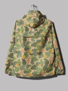 Penfield Pac Jac Packable Jacket (Camo)