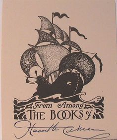 From among the books of.... perfect for the bookworm sailor!