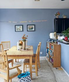 See this dining room after its makeover!