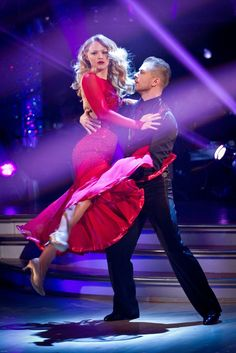 Kimberley and Pasha - Strictly Come Dancing - Semi Finals 2012