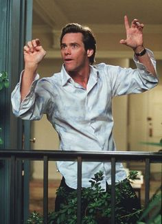 Jim Carrey in ''Bruce Almighty'' (2003)
