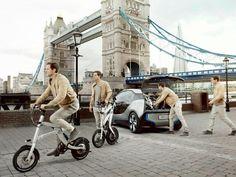 Yeni BMW i Pedelec