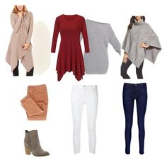 """""""Ma6a #5"""" by olgalisstyle on Polyvore featuring мода, Barefoot Dreams, Rodier, Boohoo, Sbicca и J Brand"""