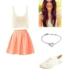Bethany Mota inspired outfit