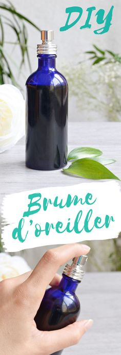 Brume d'oreiller relaxante maison aux huiles essentielles - The World of Makeup Aloe Vera Shampoo, Diy Beauté, Homemade Cosmetics, Homemade Beauty, Makeup Remover, Makeup Brushes, Body Care, Peppermint, Mists