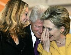 Clinton Foundation: Multimillion-Dollar Deficits, Rotating Clinton Cronies – Chelsea Worried About Inheritance by Maggie • August 14, 2013