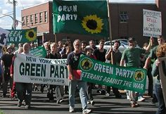 Green Party Says It Is The Alternative to Warmongers and Special Interests