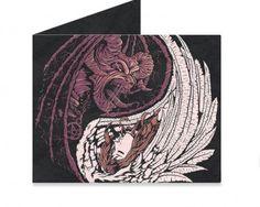 Dynomighty Artist Collective: Yin Yang by DesignsbyReg Yin Yang, Good, Evil, Demon, Angel