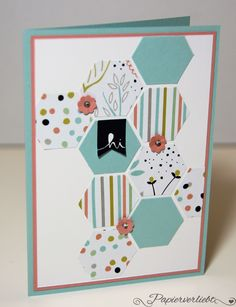 Stampin' Up! 2014 SAB Card by Simone G