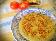 Tortilla de Alcachofas con Bacon