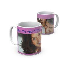 Oferece uma caneca com amor! Offers a mug with love!