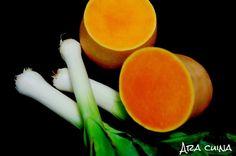 Ara cuina: Crema de carbassa i porros Carrots, Vegetables, Cooking, Food, Chowder, Meal, Kochen, Essen, Carrot