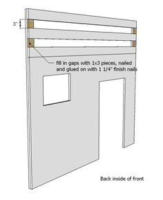 How to build a fire truck loft bed. Free step by step plans to build a fire engine loft bed. Bookshelf Plans, Desk Plans, Ana White, Oaks Room, Fire Truck Bedroom, Kids Bed Design, Loft Bed Plans, Truck Room, Ikea Kura Bed