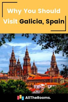Galicia in northwest Spain is a mystical land packed with ancient villages, eerie forests and beautiful beaches. Here's why we think you should visit Galicia Backpacking Spain, Spain Culture, Spain Travel Guide, Spain Holidays, Beaches In The World, Koh Tao, Europe Destinations, Best Vacations, Cool Places To Visit