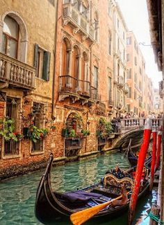 Venice, Italy. - Sometimes, all you need is to visit some ultra romantic place and spend a few days there, with someone you truly love.
