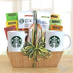 Starbucks Recharge and Renew Starbucks Cocoa amp Coffee Gift