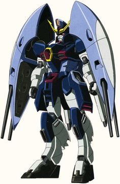 The ZGMF-X31S Abyss Gundam is a prototype transformable amphibious mobile weapon, it is first featured in the anime series Mobile Suit Gundam SEED Destiny. The unit was originally piloted by Mare Strode but after it was stolen, it was given to Auel Neider.