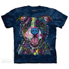 The Mountain - Russo Kisser T-Shirt, $20.00 (http://shop.themountain.me/russo-kisser-t-shirt/)