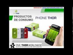 ONETHOR Presentacion de negocio plan de Compensacion - YouTube