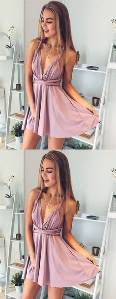 Prom Dresses For Teens, homecoming dresses,sexy homecoming dresses,summer dresses,homecoming dresses short Short prom dresses and high-low prom dresses are a flirty and fun prom dress option. Cheap Short Prom Dresses, Simple Homecoming Dresses, Cheap Party Dresses, Hoco Dresses, Dance Dresses, Simple Dresses, Pretty Dresses, Sexy Dresses, Beautiful Dresses