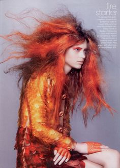 The Lions Modeling Agency: Mila K