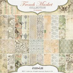 Make your own vintage print paper!! Great for DIY wedding announcements, save the dates, invitations, programs, and more!