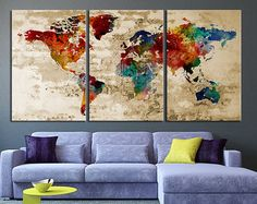 World map art bronze pier one art pinterest decoration room world map art bronze pier one art pinterest decoration room and house gumiabroncs Gallery