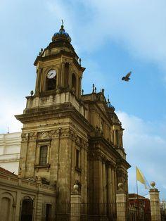 Catedral Metropolitana, Ciudad de Guatemala