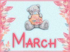 ♥Tatty Teddy♥ March