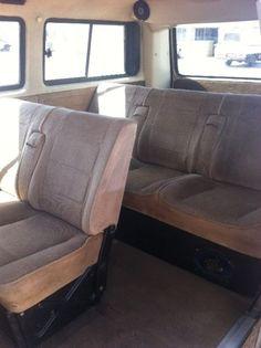1997 Volkswagen Microbus 2.3 | Langebaan | Gumtree | 123706834 SA Interieur