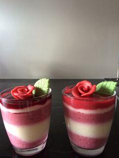 Beeren mit Joghurt