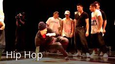 Best Hip Hop jumping dance