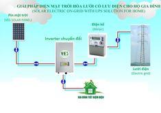 bộ hóa lưới điện mặt trời
