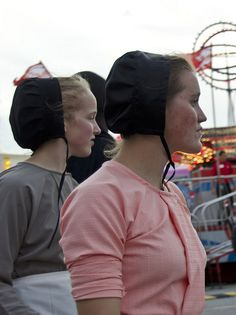 Amish Girls - Eric.Parker, via Flickr