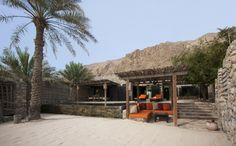 Pool Villa Exterior at Six Senses Zighy Bay, Oman. http://www.sixsenses.com/resorts/zighy-bay/accommodation/villas-and-suites