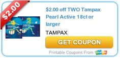 check these printable coupons